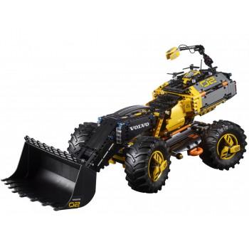 VOLVO колёсный погрузчик ZEUX 42081 Lego Technic
