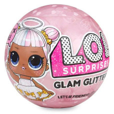 Кукла-сюрприз LOL Glam Glitter 2 серия, MGA Entertainment