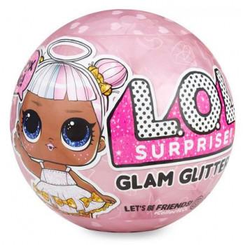 Кукла-сюрприз LOL Glam Glitter 2 серия, MGA Entertainment