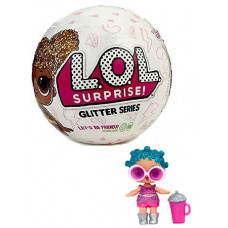 Кукла-сюрприз LOL в шаре Glitter Series, MGA Entertainment