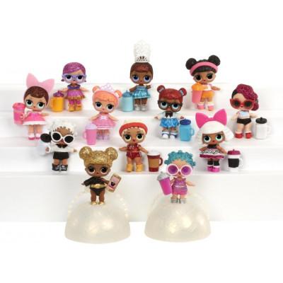Кукла-сюрприз LOL в шаре Glitter Series, MGA Entertainment