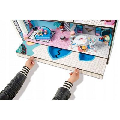 Домик для кукол Лол - Lol Surprise House (85 сюрпризов) MGA