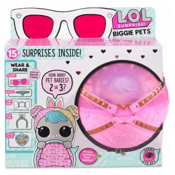 Набор LOL Surprise Большой питомец: Кролик (оригинал) MGA