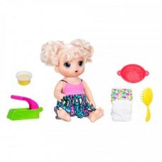 Кукла Hasbro Baby Alive C0963 Малышка хочет есть