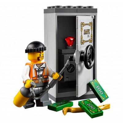 60137 Lego City Побег на буксировщике