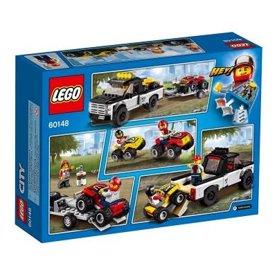 60148 LEGO City Гоночная команда