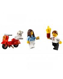 60150 Lego City Фургон-пиццерия