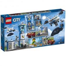 60210 LEGO City Воздушная полиция: Авиабаза