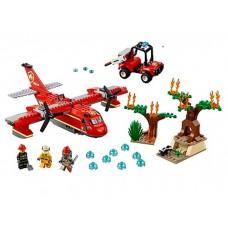 60217 LEGO City Пожарный самолёт