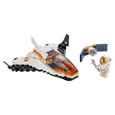 60224 Lego City Миссия по ремонту спутника