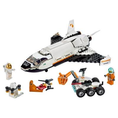 60226 Lego City Шаттл для исследований Марса