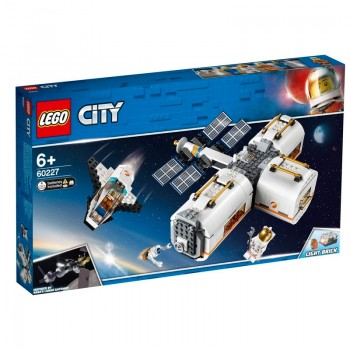 60227 LEGO City Лунная космическая станция