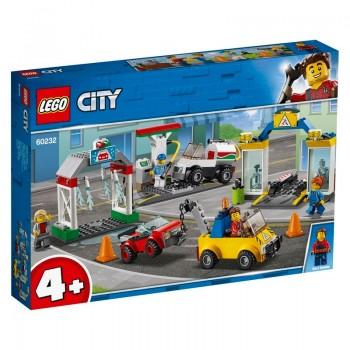 60232 Lego City Автостоянка