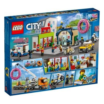 60233 Lego City Открытие магазина по продаже пончиков