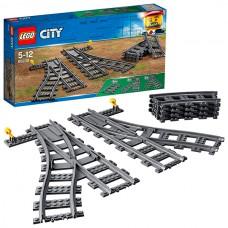 60238 Lego City Железнодорожные стрелки