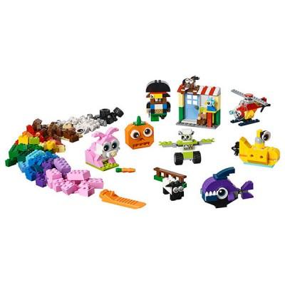 11003 LEGO Classic Кубики и глазки