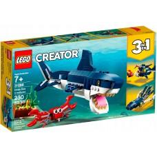 31088 LEGO Creator Обитатели морских глубин
