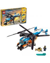 31096 Lego Creator Двухроторный вертолёт