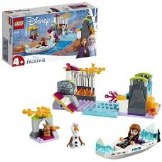 41165 Lego Disney Princess Холодное сердце 2 Экспедиция Анны на каноэ