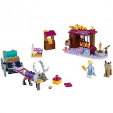 41166 Lego Disney Princess Холодное сердце 2 Дорожные приключения Эльзы