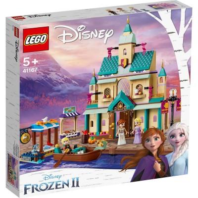 41167 Lego Disney Princess Холодное сердце 2 Деревня в Эренделле