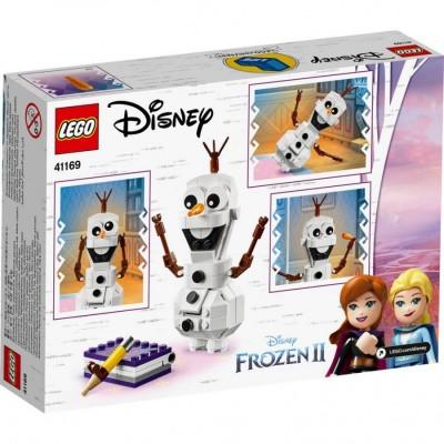 41169 Lego Disney Princess Олаф