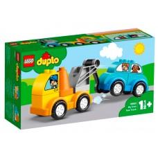 10883 LEGO DUPLO Мой первый эвакуатор