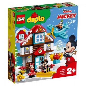 10889 LEGO DUPLO Disney Летний домик Микки