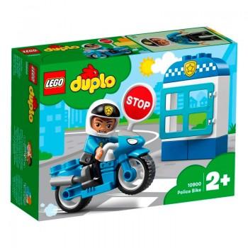10900 LEGO DUPLO Полицейский мотоцикл