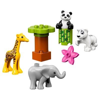 10904 LEGO DUPLO Детишки животных