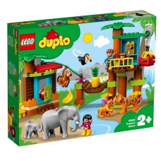 10906 LEGO DUPLO Тропический остров
