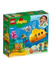 10910 LEGO DUPLO Путешествие субмарины