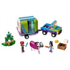 41371 Lego Friends Трейлер для лошадки Мии