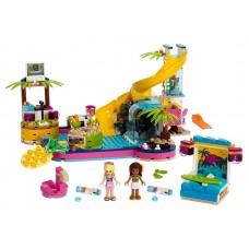 41374 Lego Friends Вечеринка Андреа у бассейна