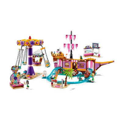 41375 Lego Friends Прибрежный парк развлечений