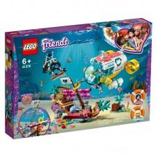 41378 Lego Friends Спасение дельфинов