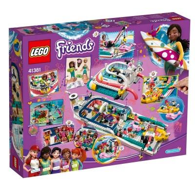 41381 Lego Friends Катер для спасательных операций