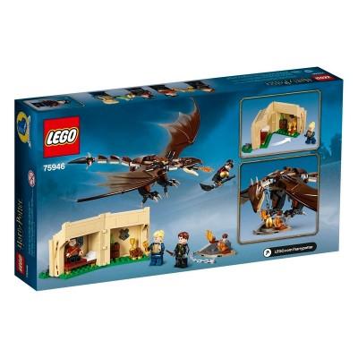 75946 Lego Harry Potter Турнир трёх волшебников венгерская хвосторога