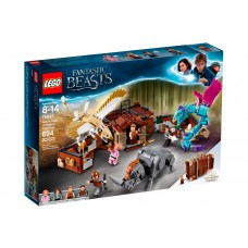 75952 LEGO Harry Potter Чемодан Ньюта Саламандера