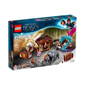75952 LEGO Harry Potter Чемодан Ньюта Саламандера