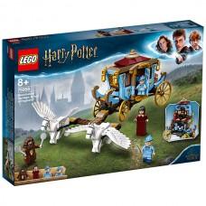 75958 LEGO Harry Potter Карета школы Шармбатон: приезд в Хогвартс