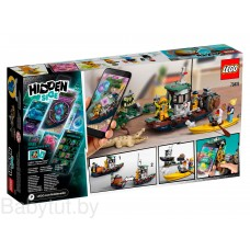 LEGO Hidden Side 70419 Старый рыбацкий корабль