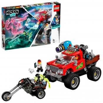 LEGO Hidden Side 70421 Трюковый грузовик Эль-Фуэго