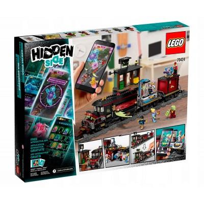 LEGO Hidden Side 70424 Призрачный экспресс