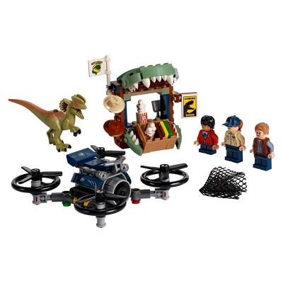 75934 Lego Jurassic World Побег дилофозавра