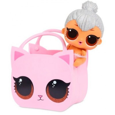 Кукла L.O.L Surprise - Lol Ooh La La Baby Surprise Kitty Queen