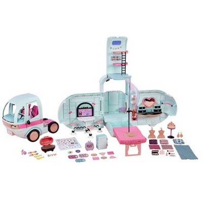 L.O.L. Surprise! 2-in-1 Glamper Fashion Camper 559771, MGA Entertainment
