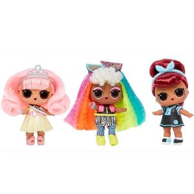Кукла L.O.L. Surprise 557067 с волосами 2 волна