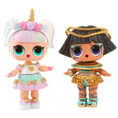 Кукла L.O.L. Surprise Sparkle Series Гламурная