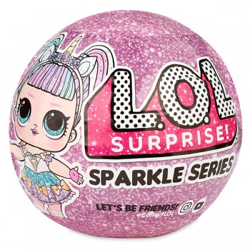 Кукла L.O.L. Surprise Sparkle Series Гламурная